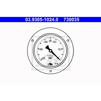 Image of ATE - Manometer