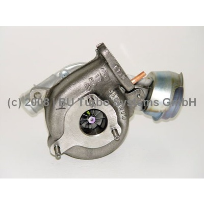 BE TURBO Turbocharger