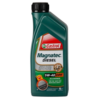 castrol magnatec diesel 5w 40 dpf. Black Bedroom Furniture Sets. Home Design Ideas