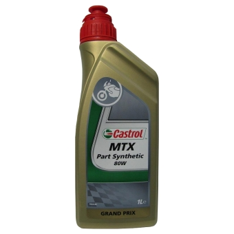 MTX Part Synthetic 80W 1 Liter Dose