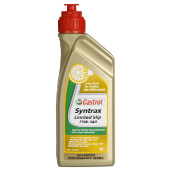 Syntrax Limited Slip 75W-140 1 Liter Dose