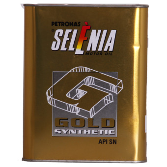 10W-40 Gold Synth 2 Liter Dose