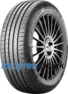 Continental PremiumContact 5 195/55 R15 85H