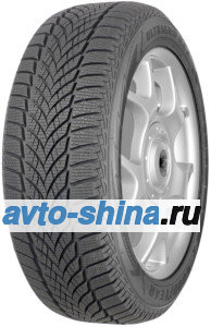 Goodyear UltraGrip Ice 2 ( 215/45 R17 91T Nordic compound )