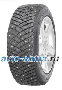 Goodyear Ultra Grip Ice Arctic ( 195/55 R16 87T , шипованная )