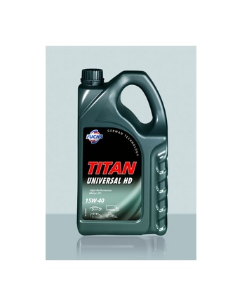 Fuchs Titan Universal HD 15W-40 5 Liter Kanne