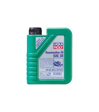 Rasenmäher- Engine oil