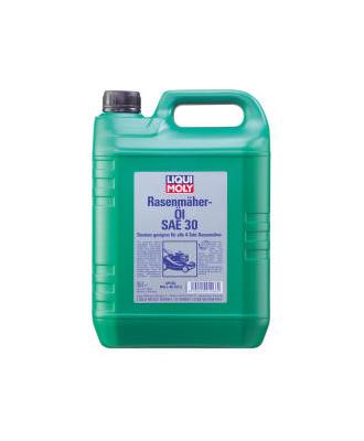 Rasenmäher- Motoröl 5 Liter Kanne