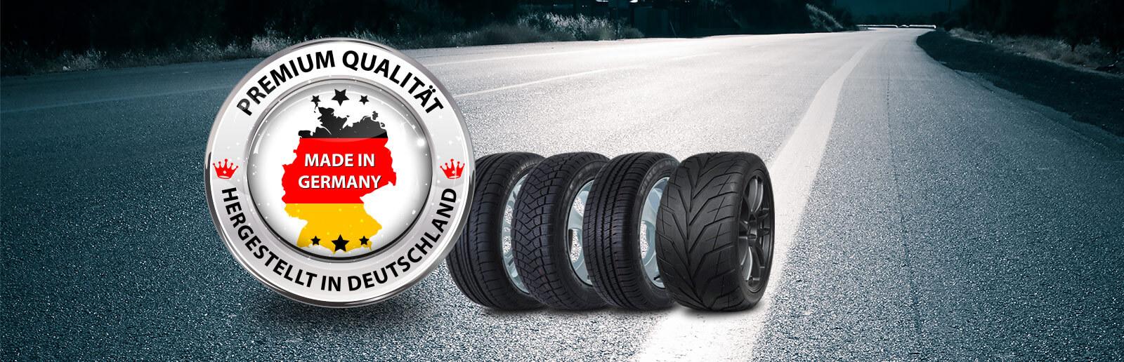 King Meiler Reifen - Runderneuerte Reifen mit deutscher Qualität