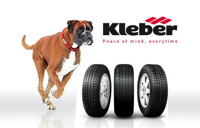 Kleber Reifen - Die passenden Reifen für jedes Modell
