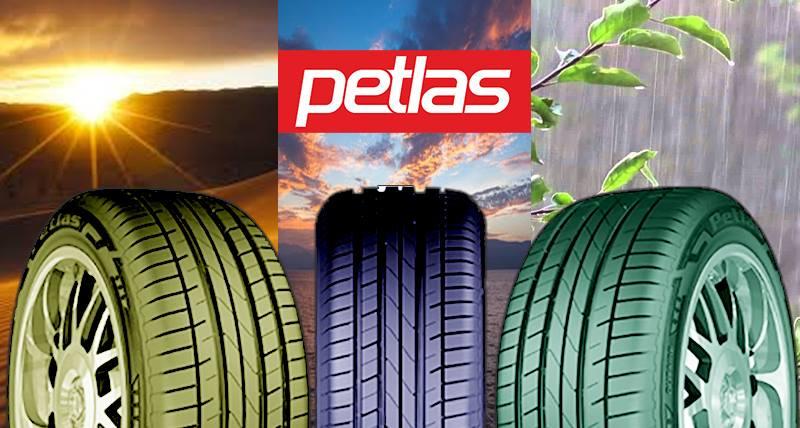 Petlas Reifen - Qualität durch Erfahrung und Entwicklung