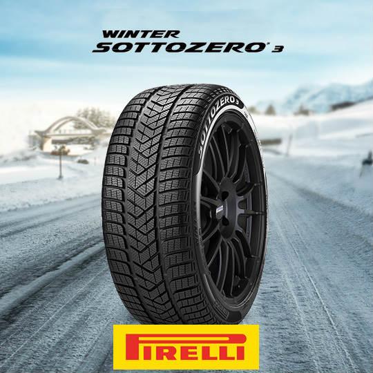 Pirelli Sottozero Winter Reifen
