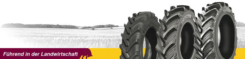 Taurus Reifen - am besten fur Agrarmaschinen