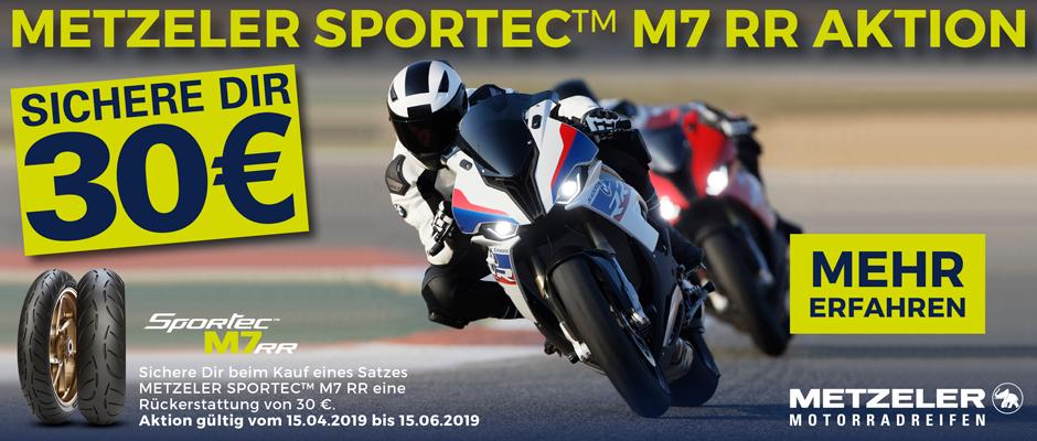 Metzeler Sportec M7 RR