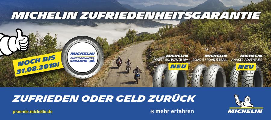 Michelin Zufriedenheitsgarantie