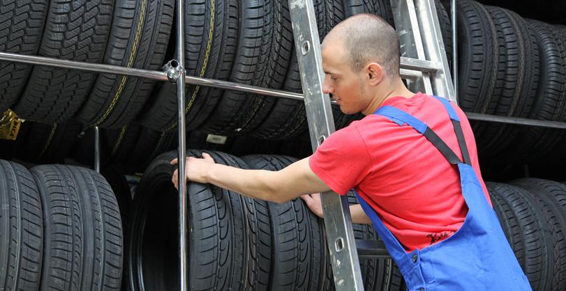 Il deposito dei pneumatici reso semplice. Prenota ora un appuntamento con i nostri partner di assemblaggio!