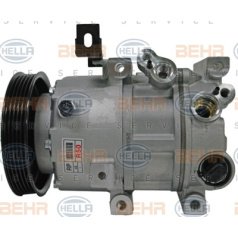 BEHR HELLA SERVICE Version ALTERNATIVE, Kompressor
