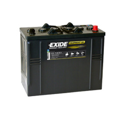 EXIDE Equipment GEL, Batterie, Starterbatterie