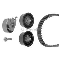 Kit de correas, Correa dentada