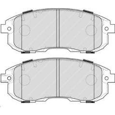 PREMIER, Kit pastiglia freno/materiale d'attrito