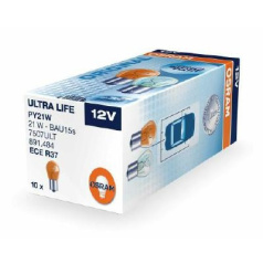 OSRAM ULTRA LIFE, Lámpara, Luces intermitentes