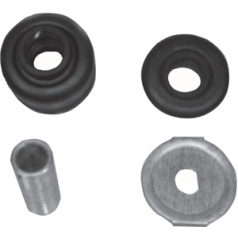 Suspension Mounting Kit, Cojinete, Pata amortiguador