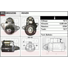 Remanufactured REMY (Light Duty), Motorino d'avviamento