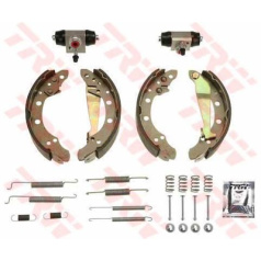 Brake Kit, Kit ganasce