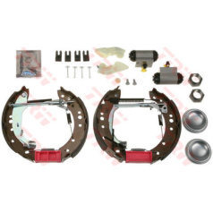 TRW Brake Shoe Set Superkit GSK1228