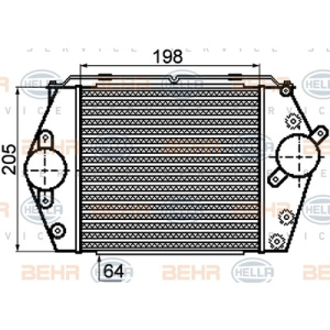 Heat Exchanger, Intercooling