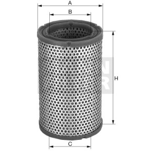 Filter, Crankcase Breather