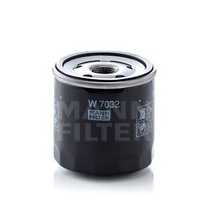 mann filter filtre huile moteur w 7032 filtre huile pi ces auto at. Black Bedroom Furniture Sets. Home Design Ideas
