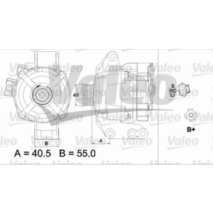 REMANUFACTURED PREMIUM, Alternatore