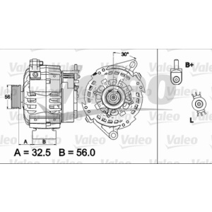 REMANUFACTURED PREMIUM, Alternador