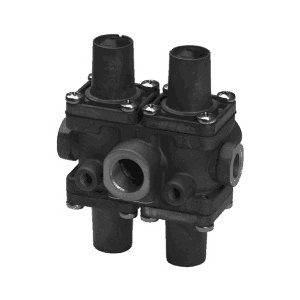 Valve, Multiple Circuit Protection