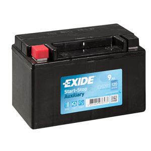 exide start stop auxiliary batterie starterbatterie. Black Bedroom Furniture Sets. Home Design Ideas