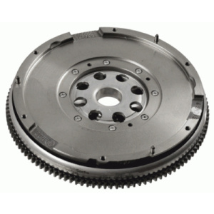 Dual-mass flywheel, Volante do motor