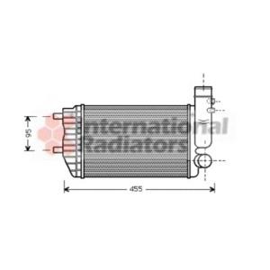 Van wezel scambiatore di calore refrigerazione aria - Scambiatore di aria ...
