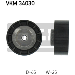 Pulley, V-Ribbed Belt Guidance/Deflection