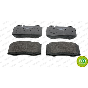 PREMIER ECO FRICTION, Kit forro de frenos