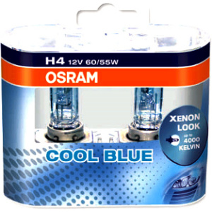 COOL BLUE INTENSE, Lampadina, Faro fendinebbia