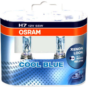 COOL BLUE INTENSE, Gloeilamp, Stadslicht