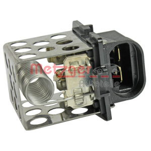 genuine, Resistor, Electro motor radiator fan
