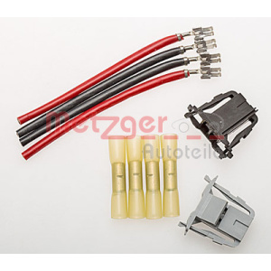 Cable Repair Set, Interior Heating Fan, (engine preheating system)