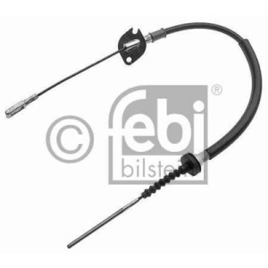 Cable de tiro, Accionamiento de embrague