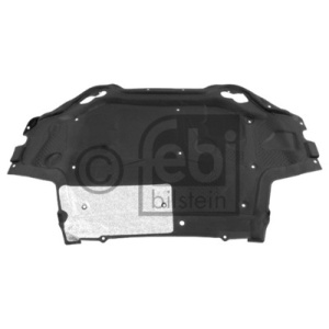 febi Plus, Silencing Material, Engine Bay