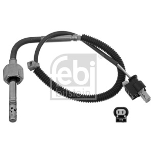 Sensor, Temperatura gas escape
