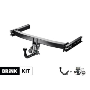 BRINK KIT (including wiringkit), Trailer Hitch