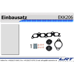Assembly Kit, Exhaust Manifold