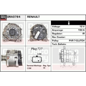 Remanufactured REMY (Light Duty), Generador